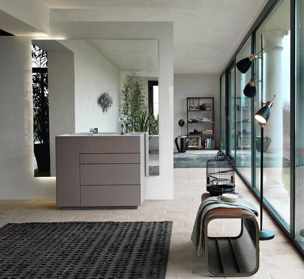 arredo bagno monza - Habitat Casa
