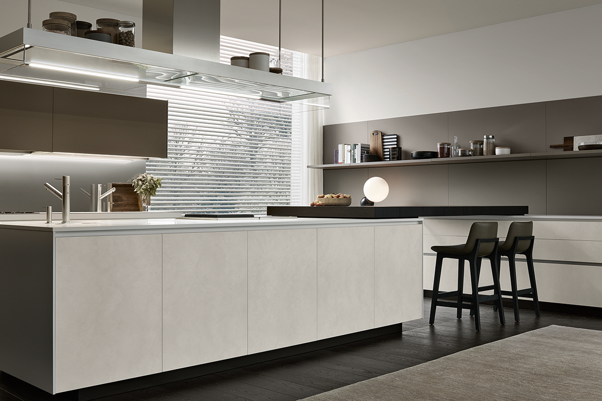 cucina-moderna-monza - Habitat Casa