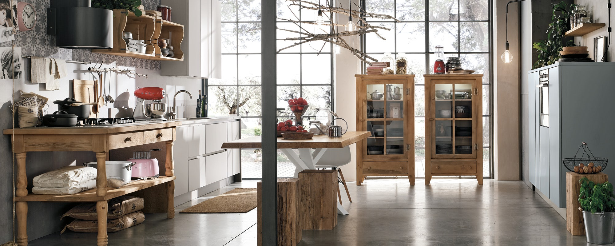 cucine componibili lissone monza   Habitat Casa