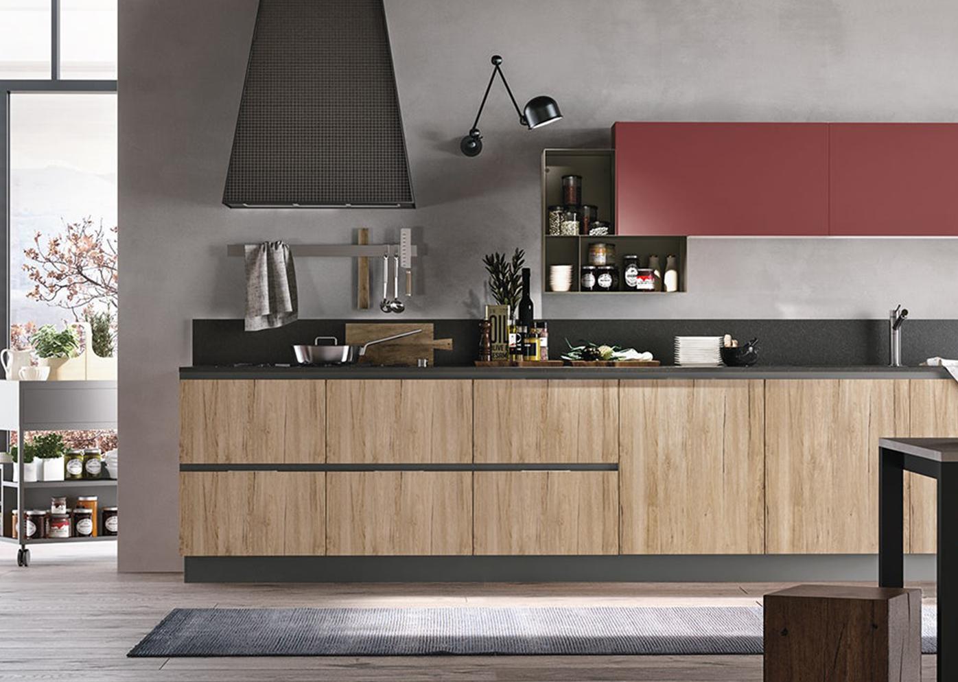 Cucine Lazzate Poliform, Stosa, Euromobil | Habitat Casa ...