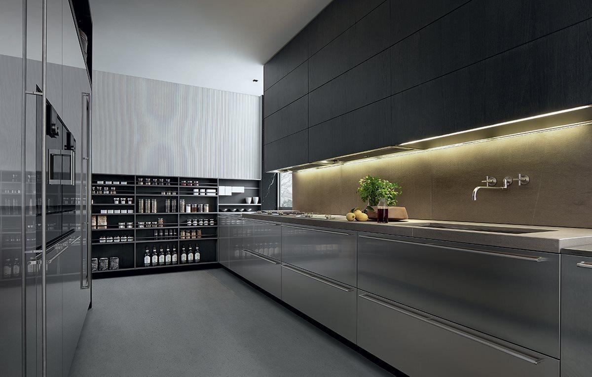 Zona Cucine Varenna - Habitat Casa