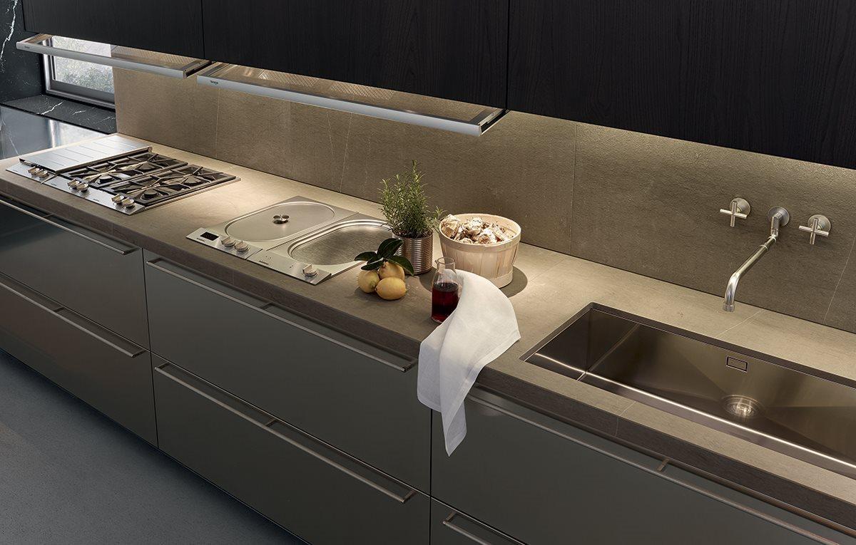 cucine varenna a lissone - Habitat Casa