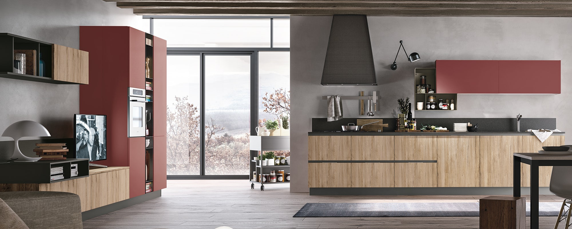 Cucine Stosa Lissone Habitat Casa Rivenditore Autorizzato Cucine Stosa