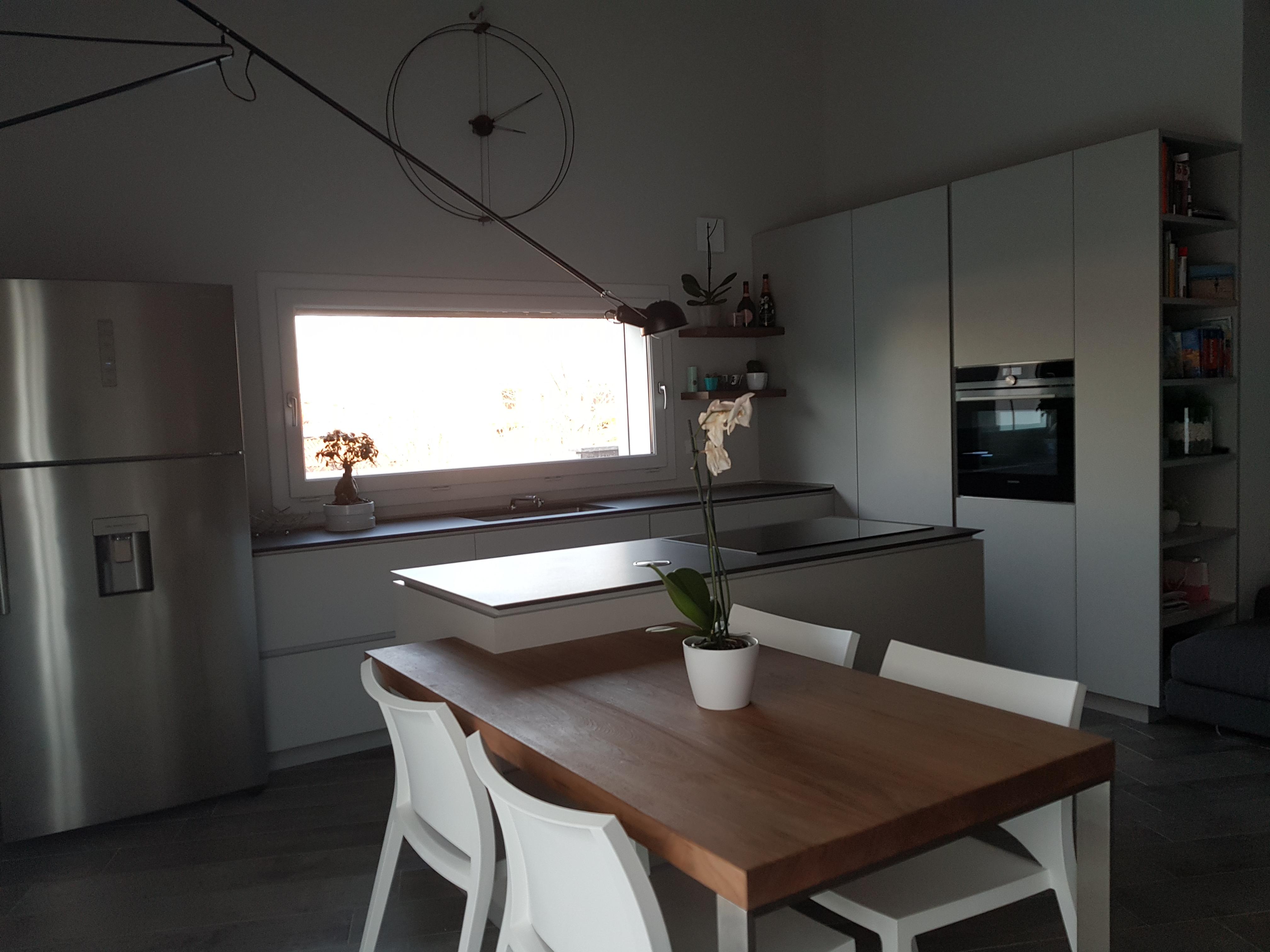 cucina artex varenna - Habitat Casa