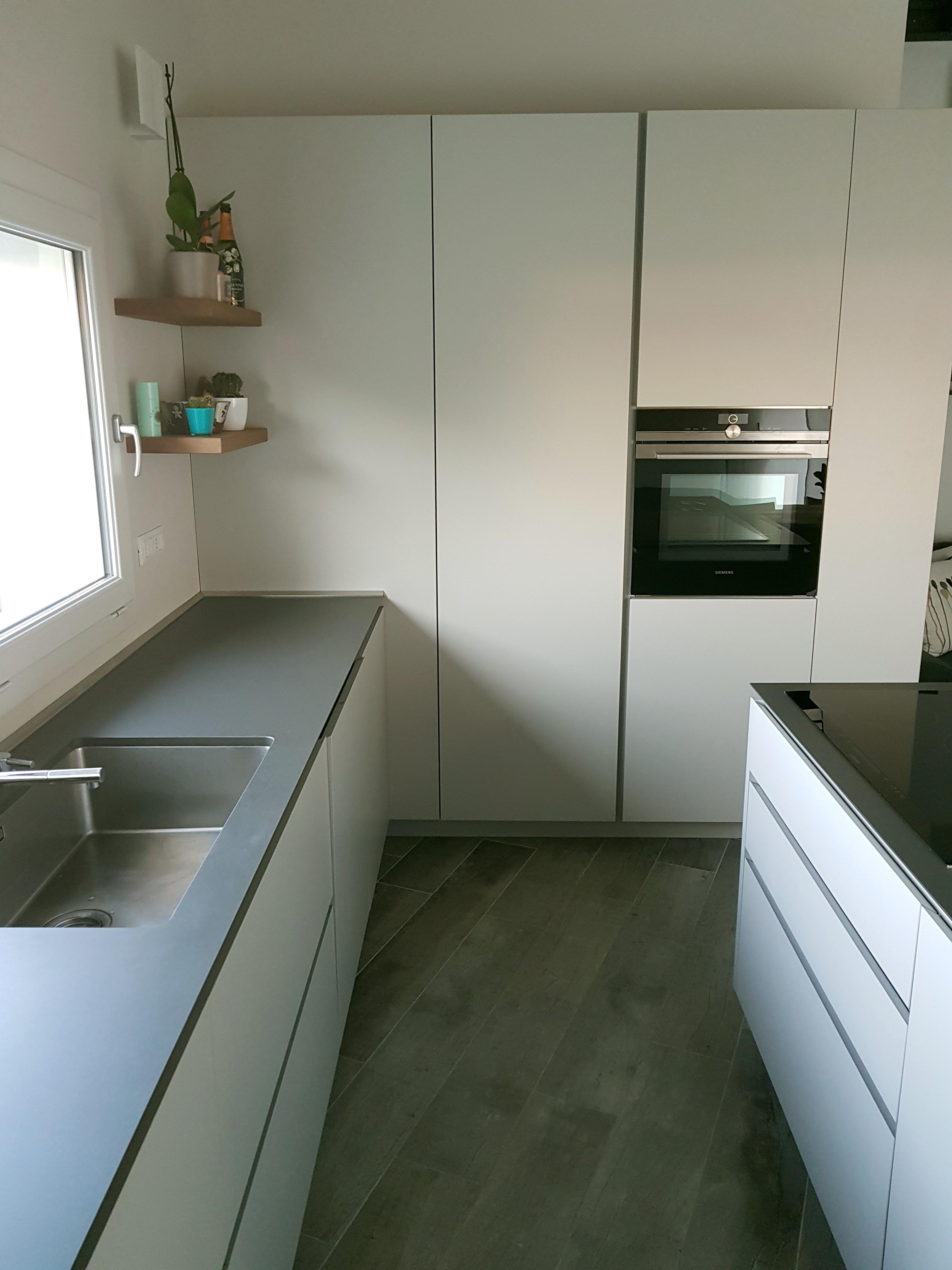 cucina artex - Habitat Casa