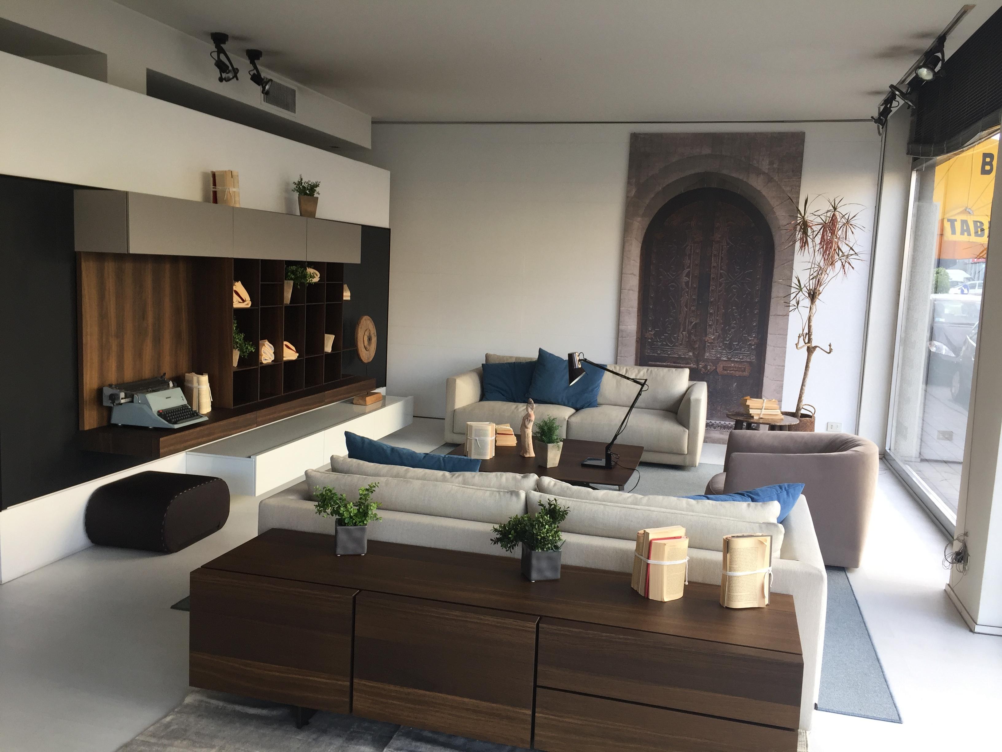 Divani poliform bristol habitat casa for Divani poliform outlet