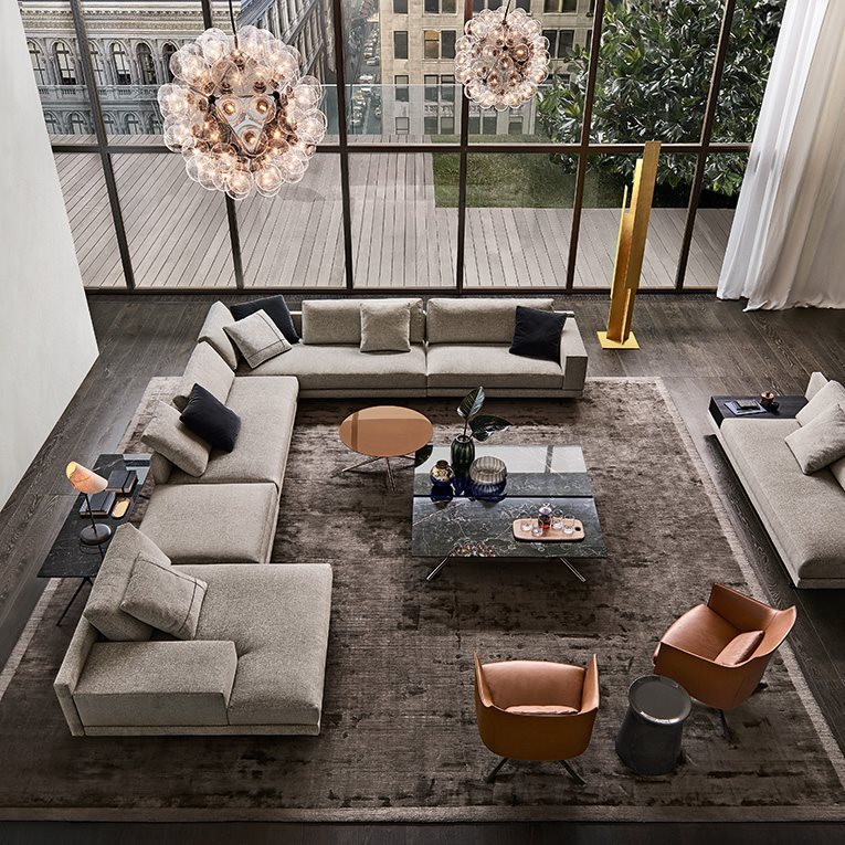 Divani Poliform.Poliform Sofas Habitat Casa