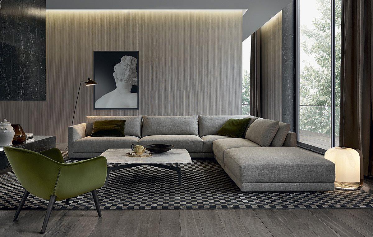 Poliform Sofas - Habitat Casa