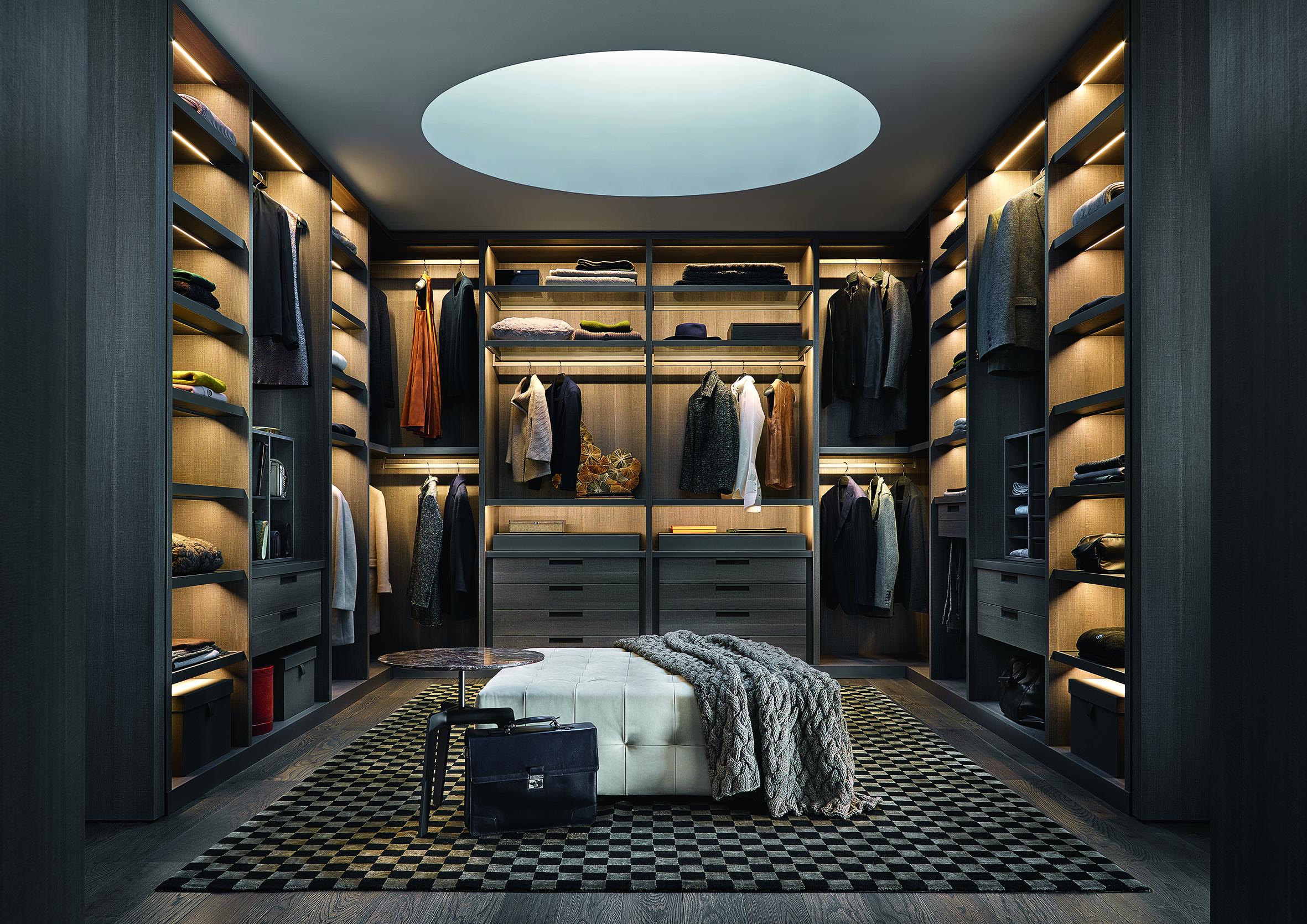 cabina armadio poliform - Habitat Casa