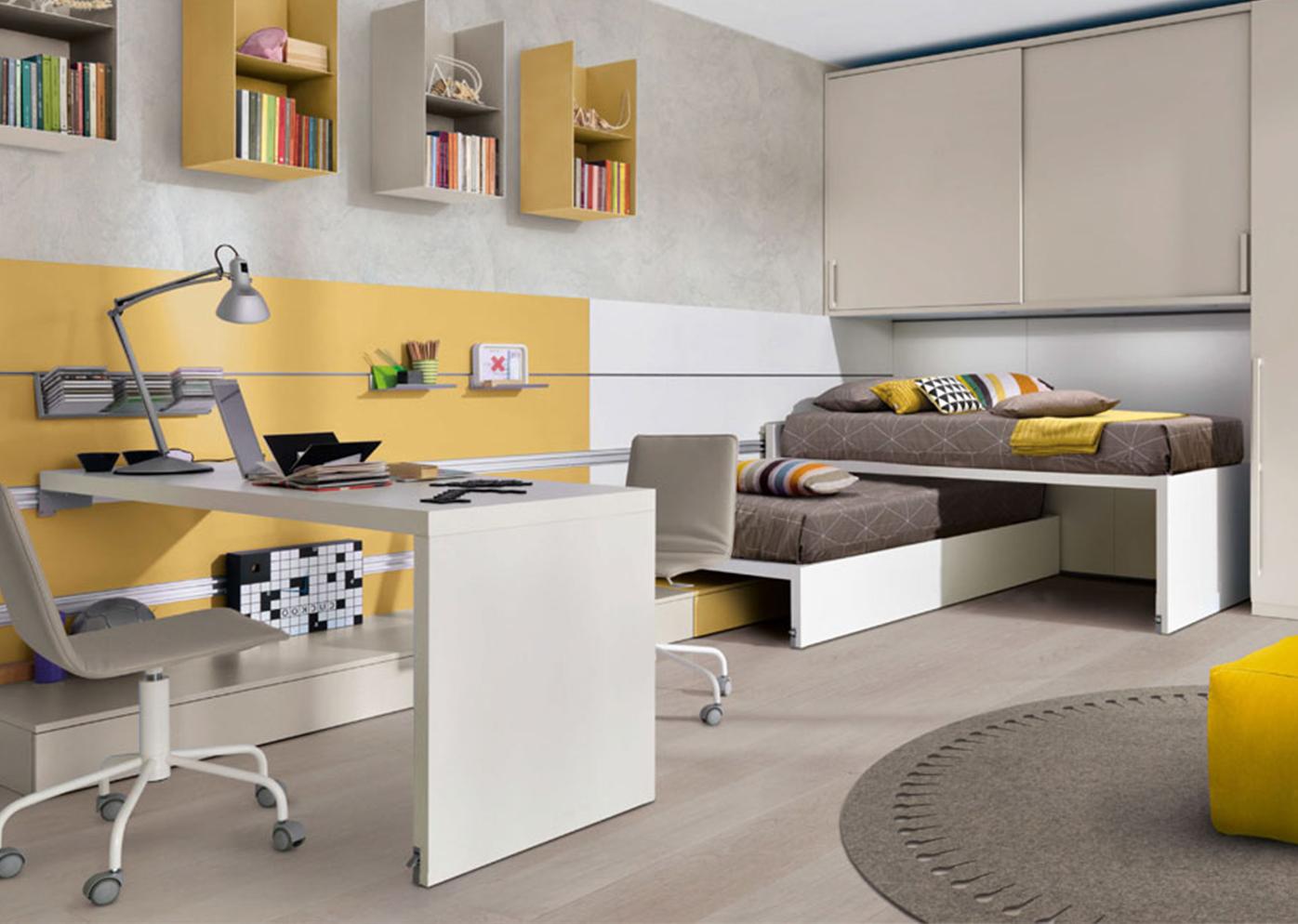 Zalf Industria Mobili Componibili Spa.Camerette Zalf Lissone Habitat Casa Arredamento E Mobili Lissone