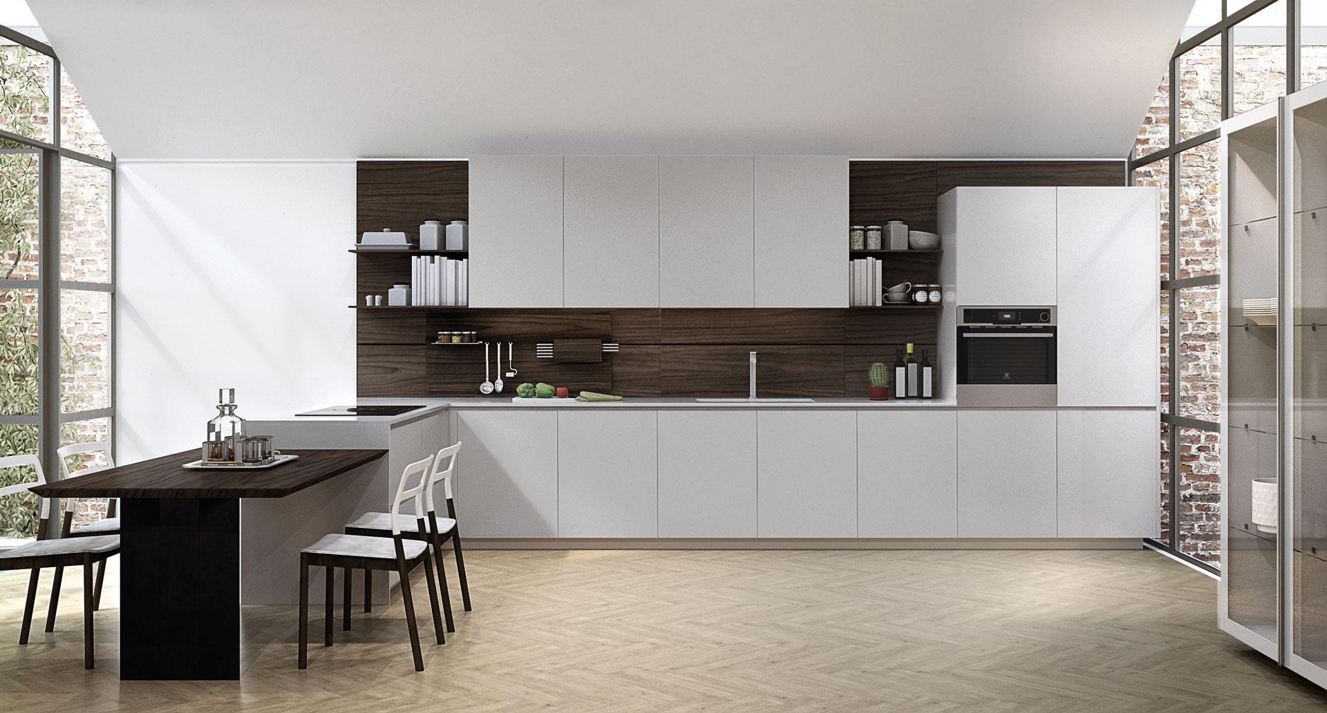 Cucine Poliform Lissone | Habitat Casa rivenditore Poliform