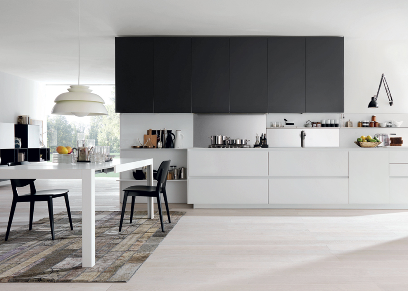 Cucine Lissone Poliform, Stosa, Euromobil | Habitat Casa ...